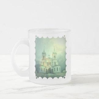 Christian Church Glass Mug