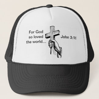 Christian Clothing Trucker Hat