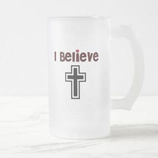 Christian Cross Coffee Mug
