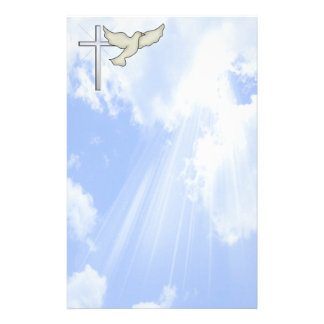 Christian Dove Stationary Stationery