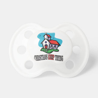 christian effort baby pacifiers