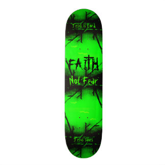 Christian Faith Jesus Skateboard