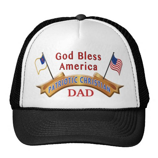 Christian Fathers Day Gift Ideas Patriotic Caps Hats