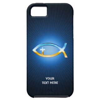 Christian Fish Cross | Unique Gifts iPhone 5 Cover