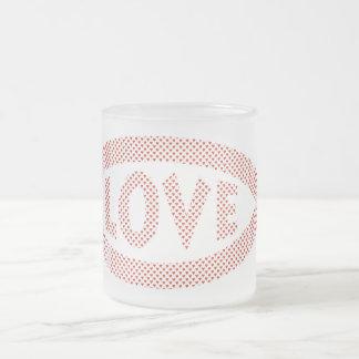 Christian Fish - LOVE - Mug