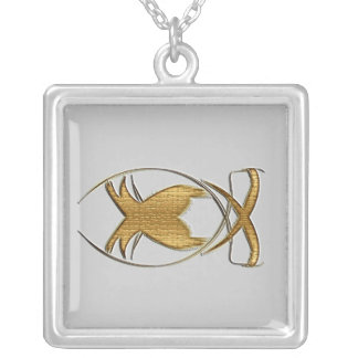 Christian Fish Necklace