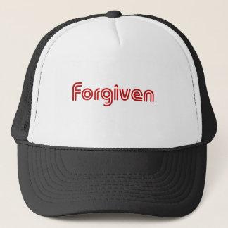 "Christian ""Forgiven"" Design Trucker Hat"