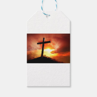 Christian gift Cross Gift Tags