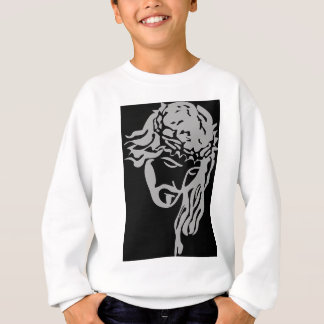 Christian gift Face of Jesus Sweatshirt