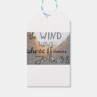 Christian gift product gift tags
