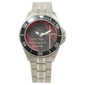 Christian gift watch