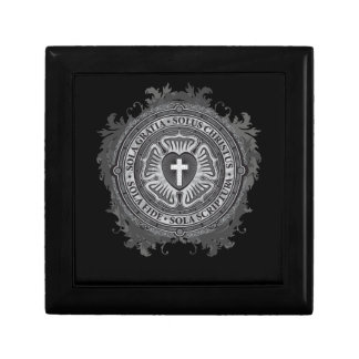 """""""CHRISTIAN GIFTS"""" Luther Rose Christian Jesus Lord Gift Box"""