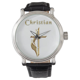 Christian gifts wristwatch