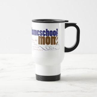 Christian homeschool travel mug - Homeschool Mom