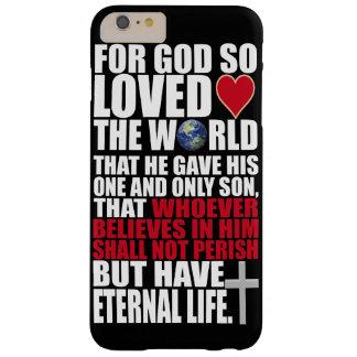 Christian John 3:16 Bible Verse Custom Case