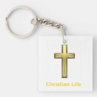 Christian Key Chain