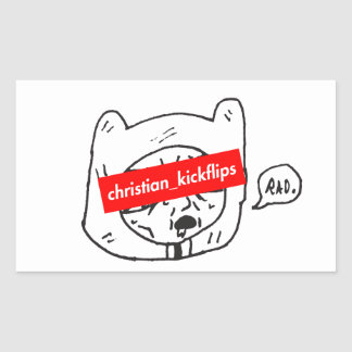 christian_kickflips sticker