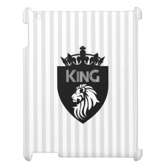Christian King of Kings Lion Case For The iPad 2 3 4