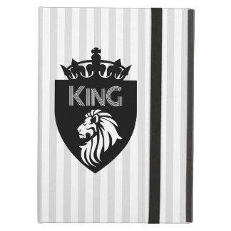 Christian King of Kings Lion iPad Air Cover