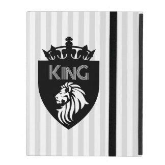 Christian King of Kings Lion iPad Cover