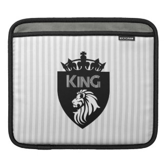 Christian King of Kings Lion iPad Sleeve
