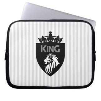 Christian King of Kings Lion Laptop Sleeve