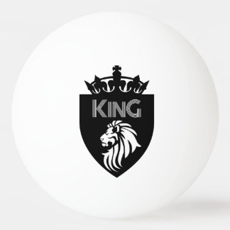 Christian King of Kings Lion Ping Pong Ball