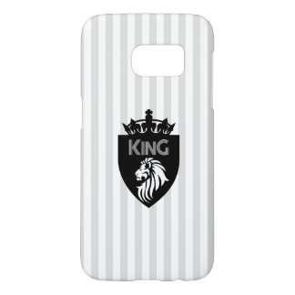 Christian King of Kings Lion Samsung Galaxy S7 Case