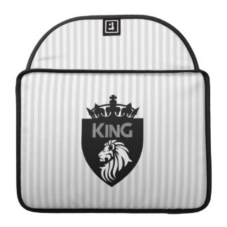 Christian King of Kings Lion Sleeve For MacBook Pro