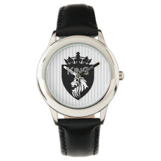 Christian King of Kings Lion Watch