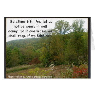 Christian KJV Bible verse cards