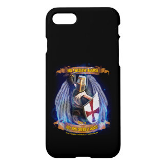 Christian Knight I Phone 7 Glossy Case