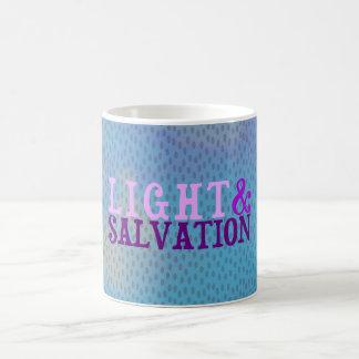 Christian LIGHT AND SALVATION Coffee Mug