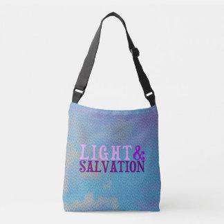 Christian LIGHT AND SALVATION Crossbody Bag