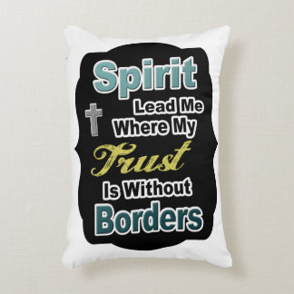 Christian Lyrics Pillow