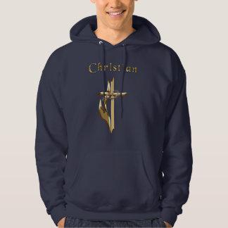 christian mens clothing hoodie