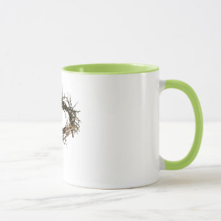 Christian mug Crown of Thorns