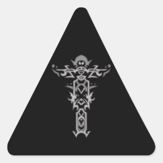 Christian Ornate Cross 37 Stickers