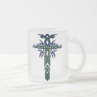 Christian Ornate Cross 61 Coffee Mugs