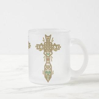 Christian Ornate Cross 62 Coffee Mugs