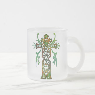 Christian Ornate Cross 64 Mugs