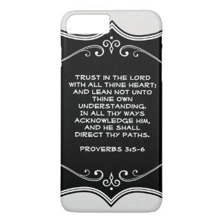 Christian Phone Case Custom Favorite Bible Verse