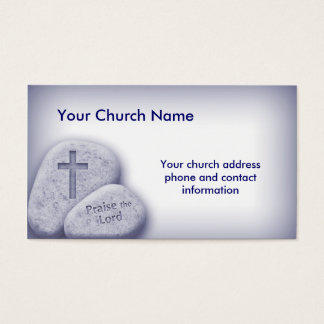 free christian business cards and business card templates