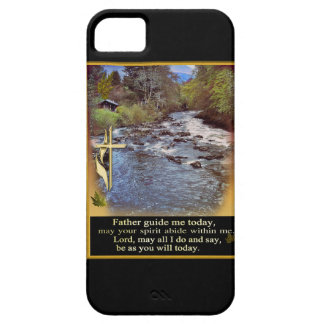 Christian prayer iphone 5/5s iPhone 5 cases