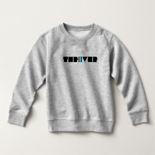 Christian Prophetic Spiritual Warfare THRIVER Sweatshirt