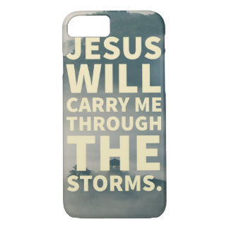 Christian Quote iPhone 7 Case
