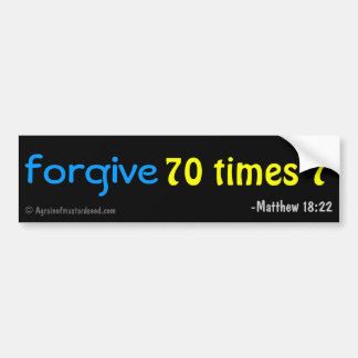 Christian Quotes Bumper Sticker