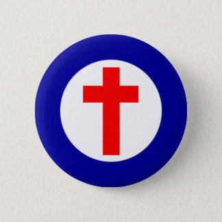 Christian Roundel 2 Inch Round Button