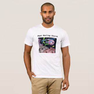 Christian Science Fiction Space Themed T-Shirt
