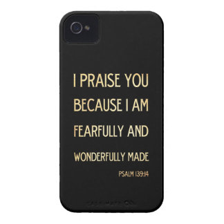 Christian Scriptural Bible Verse - Psalm 134:19 iPhone 4 Cover